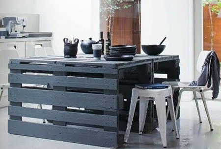 wood pallet uses - table 3
