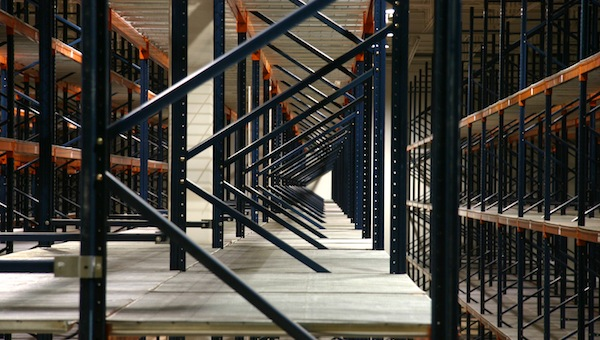 Pallet racking systems shelving