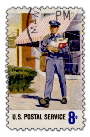 history of shipping: the us postal service