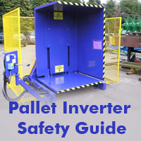 Material Handling Video Friday: Pallet Inverter Safety