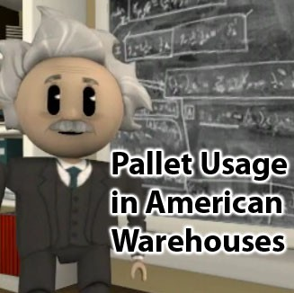 Pallet Usage in American Warehouses