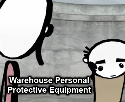 Warehouse Personal Protective Equipment