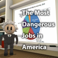 The Most Dangerous American Jobs