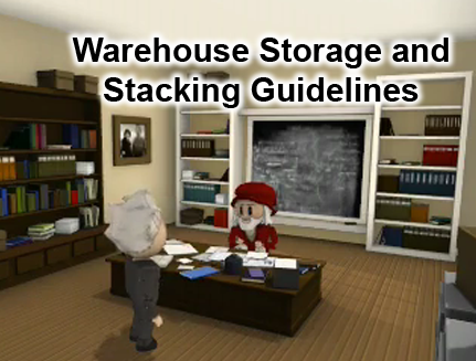 Material Handling Video Friday: Warehouse Storage and Stacking Guidelines