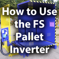 How to Use an FS Pallet Inverter