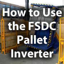 How to Use an FSDC Pallet Inverter