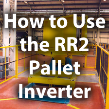 How to Use the RR2 Pallet Inverter