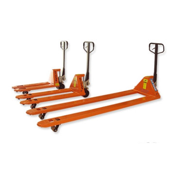 extended length pallet jack
