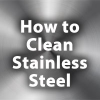 Warehouse Safety Tips: How to Clean Stainless Steel