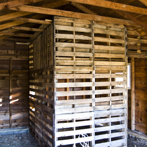 Build a Turkey Coop From Pallets