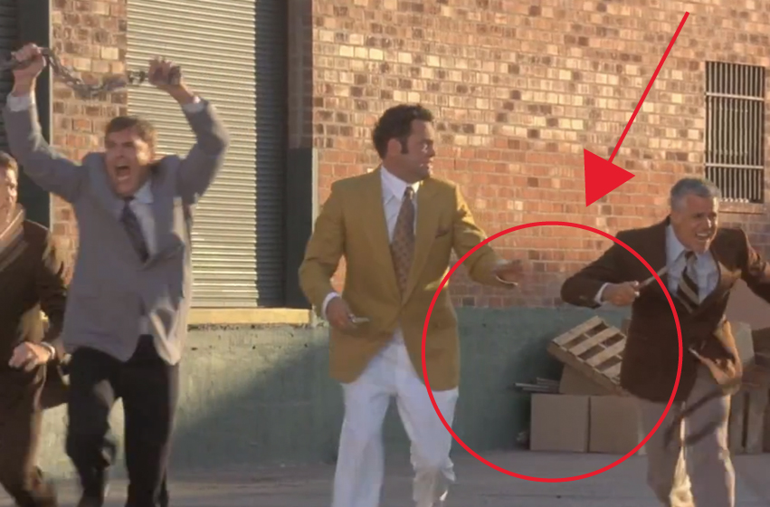 Material Handling Equipment in Anchorman