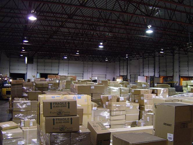 Warehouse Needs Pallet Racks