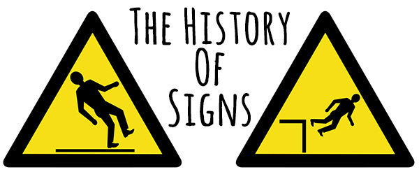 this history of signs