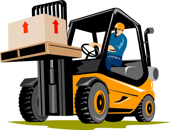What Keeps a Forklift From Tipping?