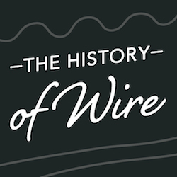 The History of Wire Baskets