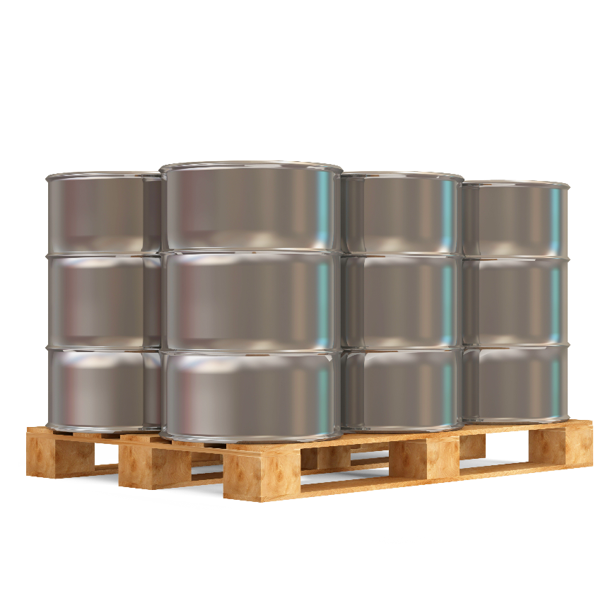 How Steel Shipping Drums are Made 1